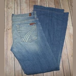 28 7 For All Mankind Dojo Jeans
